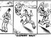 ELEPHANT WALK - The Times of Ceylon of 7-2-1953