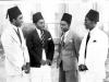 CMSF scholars at Al-Azhar University, Egypt in 1947