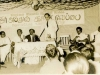 Azeez speaking at the meeting to felicitate Poet Abdul Cader Lebbe on his birthday    on 7.10.1970 at Usmaniya MV, Katukelle, Kandy.