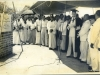 Ceylon Muslim Cultural Center Foundation Laying Ceremony, Stone laid by Hon. H.S. Ismail, Speaker of the House of Representatives, at Zahira College in 1958