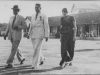 Sir Richard Aluwihare, IGP at Athletics Meet at Zahira College in 1950