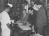 Moroccan delegation at Zahira College library