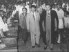 Hon. Dr. Ali Sastroamidjojo, Prime Minister of Indonesia at a special assembly at Zahira College in 1954