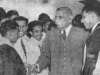 Prime Minister Hon. D.S. Senanayake as a Chief Guest at Prize Day at Zahira College 1949