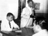 Haji Othman Ladan Baki of Nigeria at Zahira College in 1956