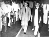 H.E. Dr. Muhammad Fawzy, Foreign Minister of Egypt at Zahira College in 1955