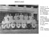 University of Ceylon, Peradeniya Wrestling Team 1961. T.M. Deen, M.H.M. Hamza, M.S.M. Nalim, and F. Saleem were Zahirians of the Azeez era