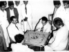 Opening ceremony of YMMA Conference Headquarters in 1956