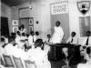 Ministry of Education W. Dahanayake inaugurating Citizanship and Sinhala Classes at YMMA Conferance.