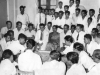 Carom Competition at YMMA Central in 1958